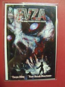 FVZA EXCLUSIVE PREVIEW  (9.0 to 9.4 or better)  RADICAL COMICS