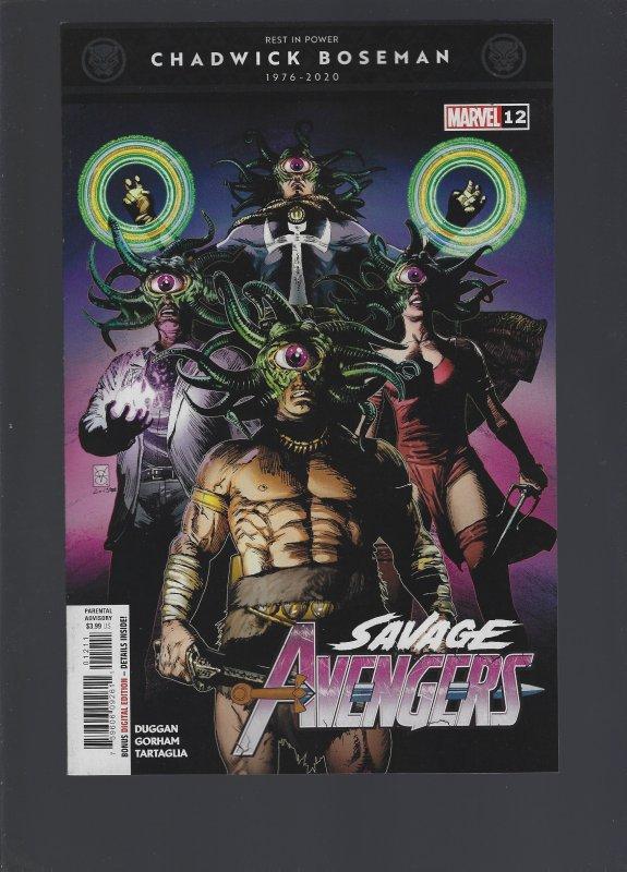 Savage Avengers #12(2020)
