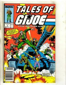 11 Tales of the G.I. Joe Marvel Comics # 1 2 4 5 6 8 9 11 13 14 15 Cobra WS12