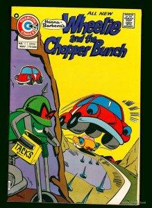 Wheelie and the Chopper Bunch #1 NM- 9.2