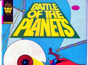 Battle of The Planets(Whitman)# 6