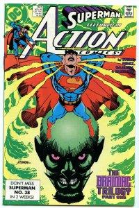 Action Comics 647 Nov 1989 NM- (9.2)