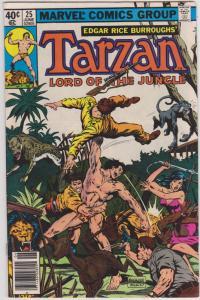 Tarzan #25