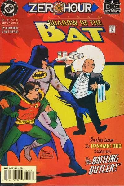 Batman: Shadow of the Bat #31, NM- (Stock photo)