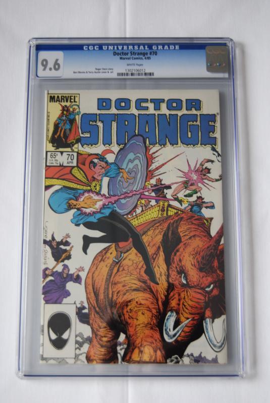 Dr. Strange 70 9.6