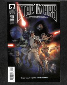 The Star Wars #1 (2013)