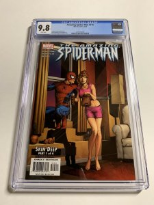 Amazing Spider-man 515 Cgc 9.8 White Pages Marvel