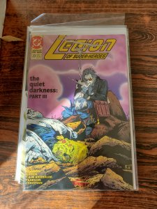 Legion of Super-Heroes #23 (1991)