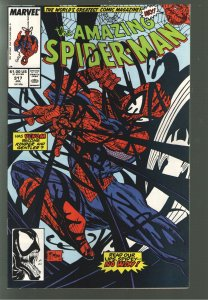 EVERYTHING SALE CONTINUES!!!AMAZING SPIDERMAN 317 VF+ 8.5  4th appearance VENOM.