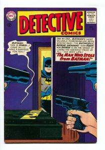 DETECTIVE COMICS #334 comic book BATMAN AND ROBIN DC VF-