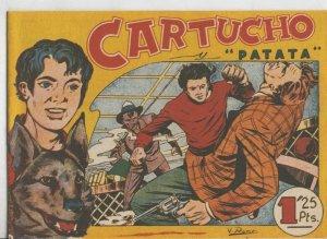 Cartucho y Patata, facsimil numero 01: Cartucho