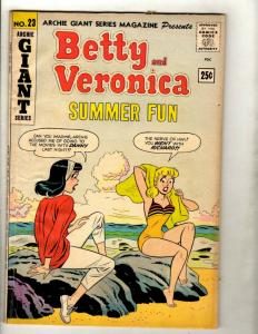 10 Archie Comics GIANT 23 18 Annual 8 Betty Veronica 229 50 58 63 70 95 98 RM3
