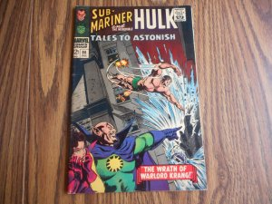 TALES TO ASTONISH # 86 HIGH GRADE GEM 8.5/9.0 OR BETTER WOW!!!