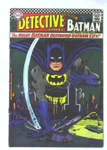 Detective Comics (1937 series) #362, VG+ (Actual scan)