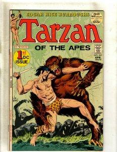 Tarzan # 207 VF/NM DC Comic Book Edgar Rice Burroughs Jungle Korak RS2