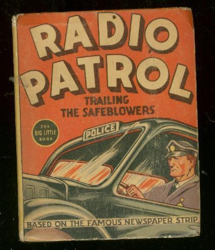 RADIO CONTROL #719-BIG LITTLE BOOK-TRAILING SAFEBLOWERS FN