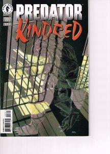 Predator: Kindred #3 (1997)