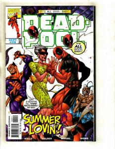 Deadpool # 20 NM Marvel Comic Book X-Men X-Force Wolverine Cable Domino EK8
