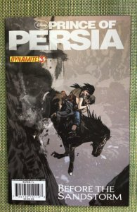 Prince of Persia: Before the Sandstorm #3 (2010)