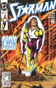 Starman (1988 series) #20, VF+ (Stock photo)