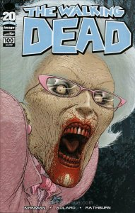 Walking Dead, The (Image) #100C VF/NM; Image   save on shipping - details inside