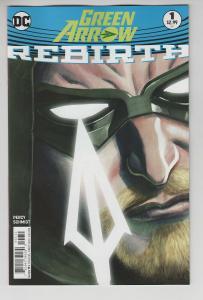 GREEN ARROW REBIRTH (2016 DC COMICS) #1