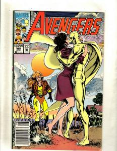 8 Comics Avengers 348 349 358 365 378 295 Annual 22 Mightiest Heroes 11 J369