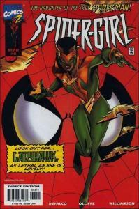 Marvel SPIDER-GIRL (1998 Series) #6 VF+