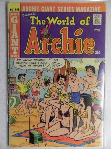Archie Giant Series Magazine #225