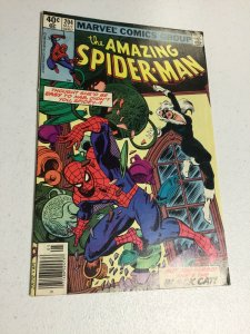 Amazing Spider-Man 204 Vf- Very Fine- 7.5 Marvel Comics