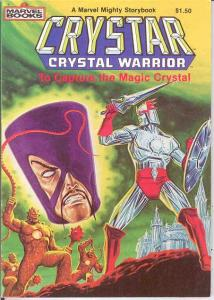 CRYSTAR ( To Capture the Magic Crystal)1983 NN VF-NM x3 COMICS BOOK