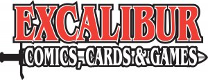 Excalibur Comics, Cards and Games