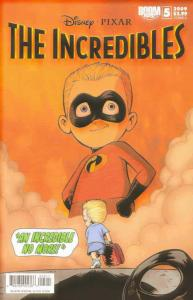 Incredibles, The (2nd Series) #5A VF/NM; Boom! | save on shipping - details insi