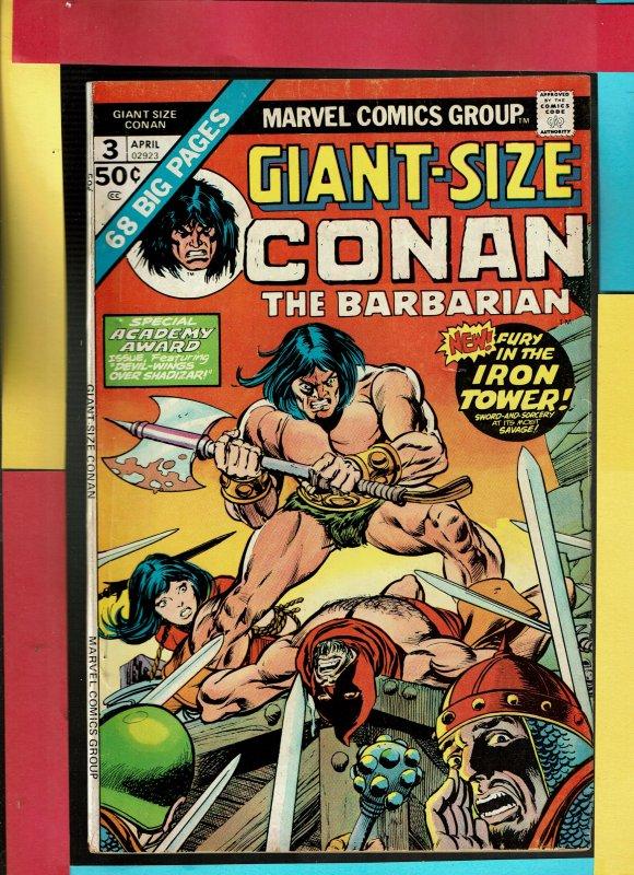 GIANT SIZE CONAN THE BARBARIAN 3