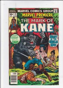 Marvel Premiere #34