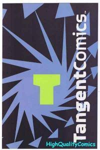 TANGENT COMICS Preview, ashcan, Flash, Joker,1997, NM-, more promos in store