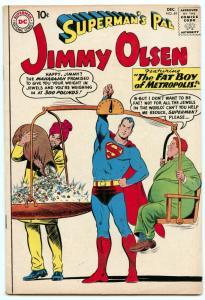 Superman's Pal Jimmy Olsen 49 Dec 1960 FI- (5.5)