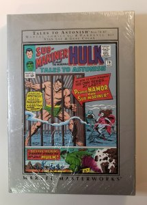 Marvel Masterworks Tales To Astonish Nos. 70-87 Sub-Mariner Vol.1 New Sealed HC