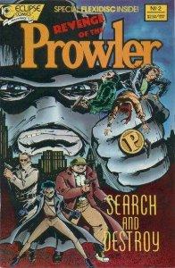Revenge of the Prowler #2, NM- (Stock photo)