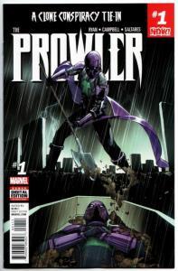 Prowler #1 (Marvel, 2016) NM