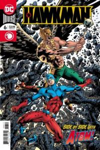Hawkman (2018 series) #6, NM (Stock photo)