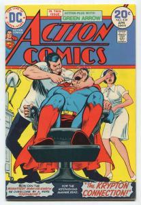 ACTION COMICS #434 BRONZE AGE DC