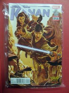KANAN #009 REGULAR COVER NM 9.4 MARVEL 2015 SERIES
