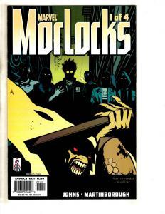 10 Comic Books Morlocks 1 2 3 Askani'Son 1 2 (3) 4 Weapon X Wild Child Kane J308