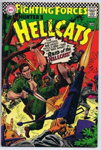 Our Fighting Forces #107 ORIGINAL Vintage 1967 DC Comics Hellcats