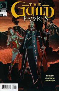 Guild, The: Fawkes #1 VF; Dark Horse | save on shipping - details inside