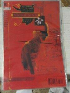 SANDMAN #  58 1994 DC COMICS NEIL GAIMAN    KINDLY ONES PT 2 LUCIFER