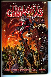 Last Christmas-Gerry Duggan-TPB-trade