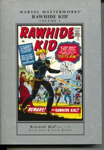 Marvel Masterworks Rawhide Kid-Vol 1-#17-25-Color Reprints-Hardcover