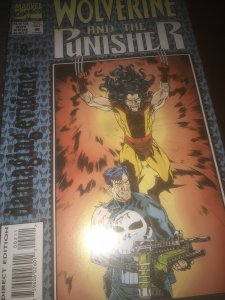 Marvel Wolverine And The Punisher #2 Mint Hot
